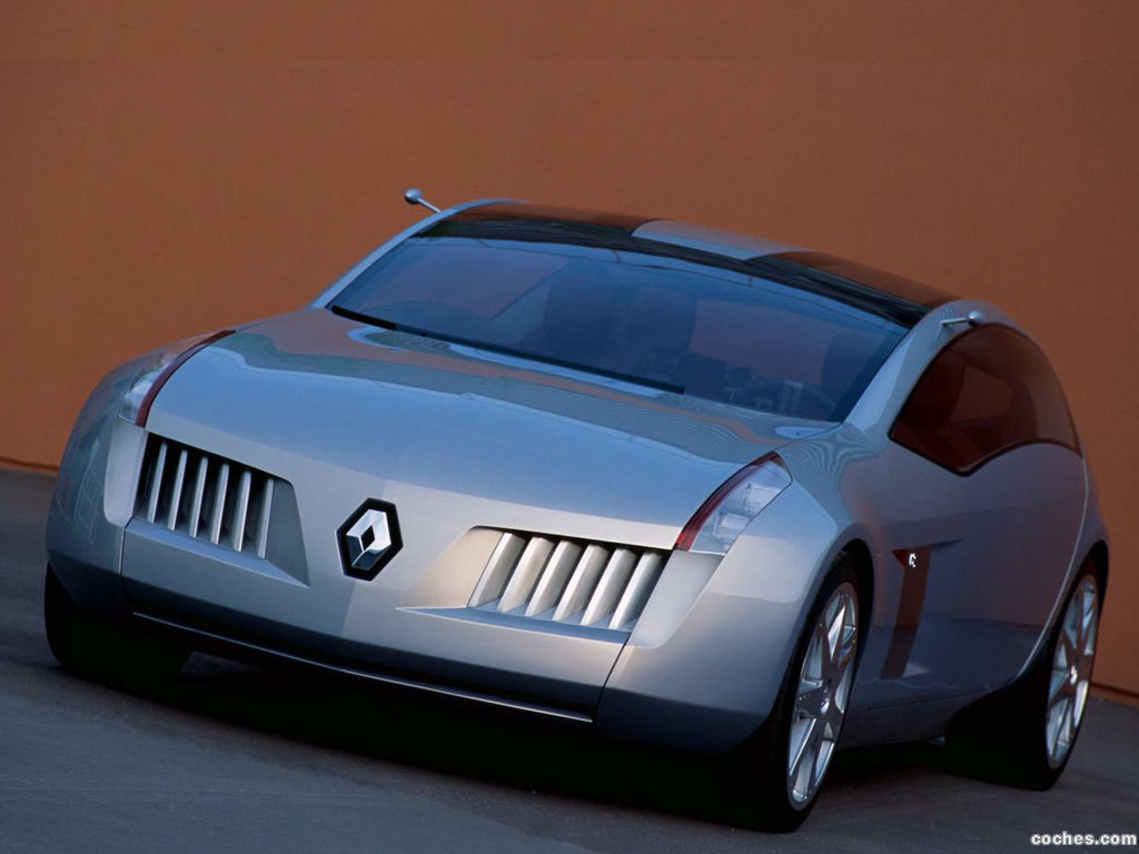 Foto 0 de Renault Talisman Concept 2001