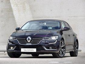Fotos de Renault Talisman Initiale Paris 2015