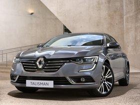 Ver foto 1 de Renault Talisman Initiale Paris 2015