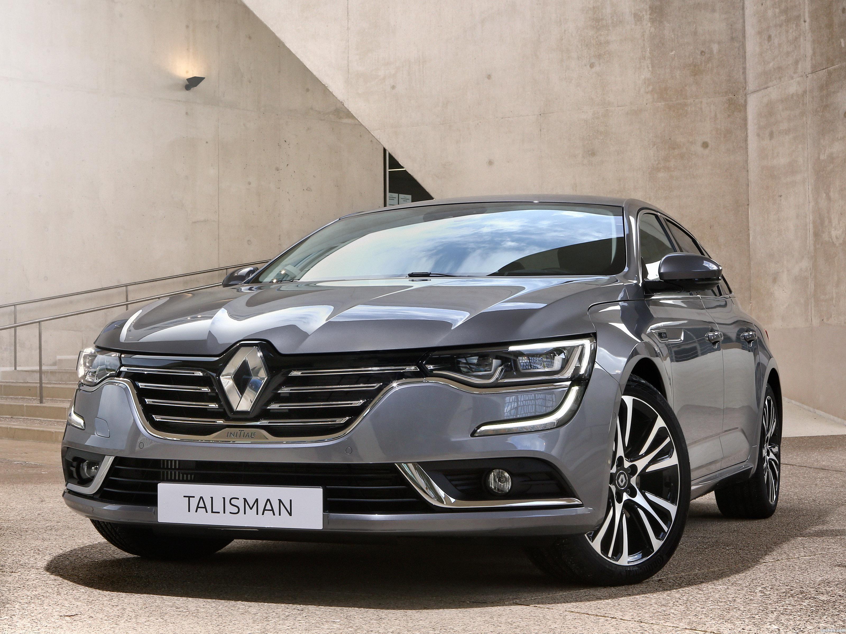 Foto 0 de Renault Talisman Initiale Paris 2015