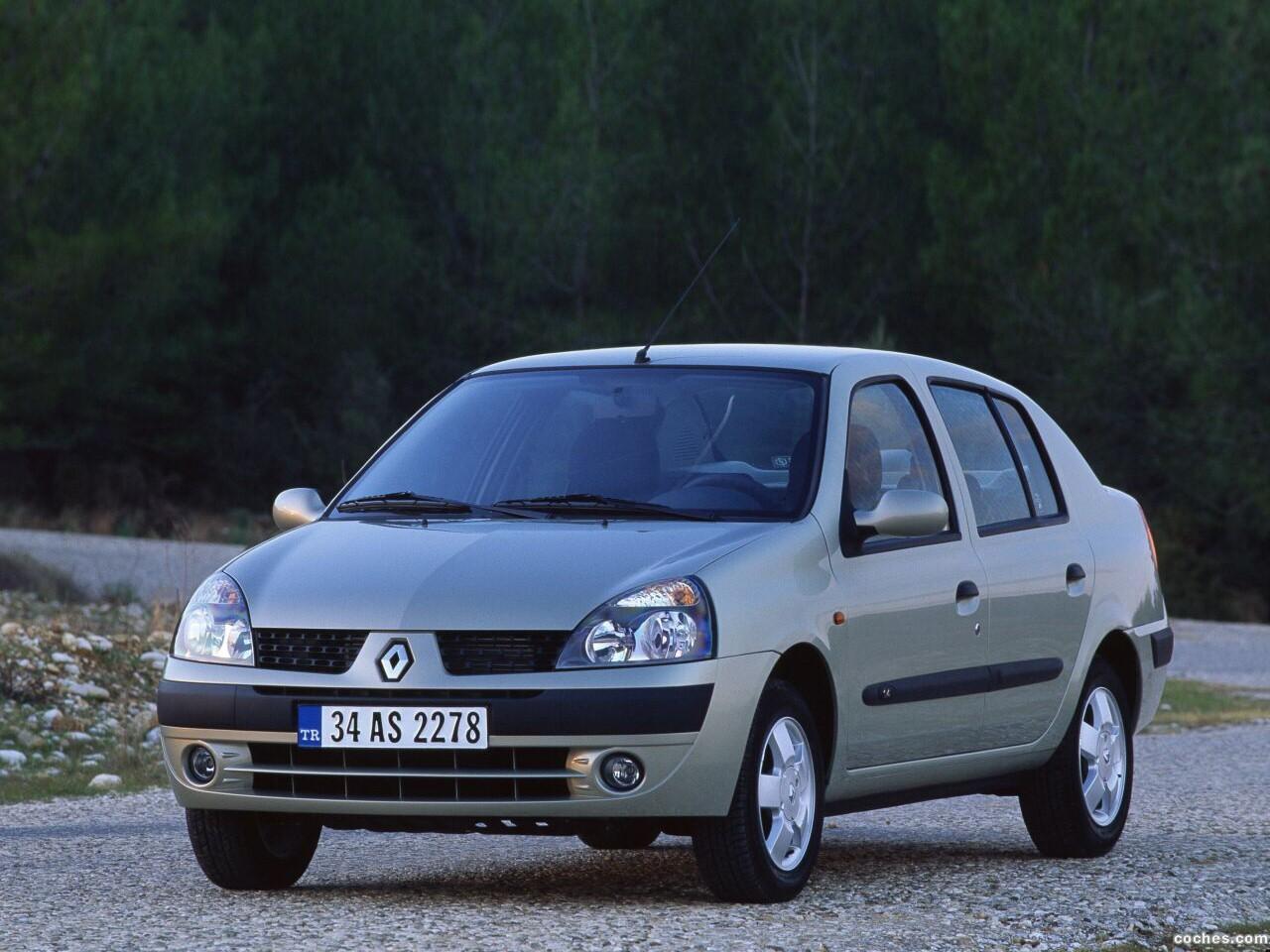 Foto 0 de Renault Thalia 2001