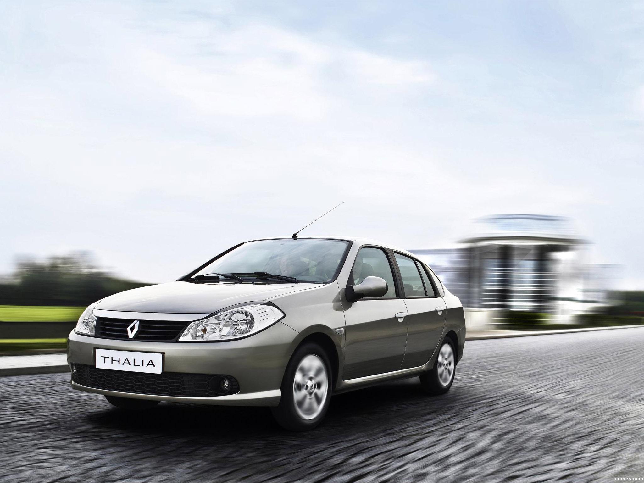 Foto 0 de Renault Thalia Symbol 2008