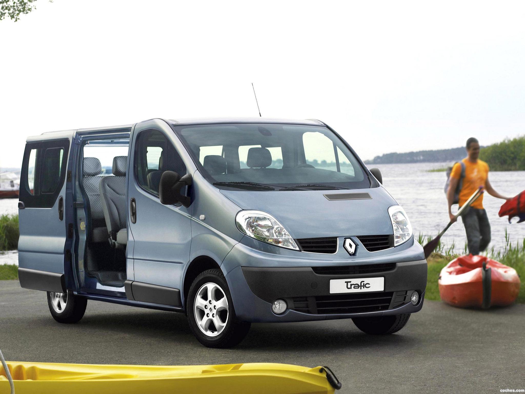 Foto 0 de Renault Trafic 2006
