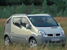 Ver foto 4 de Renault Trafic Deck up Concept 2004