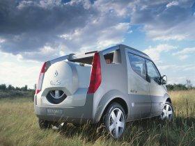 Ver foto 3 de Renault Trafic Deck up Concept 2004