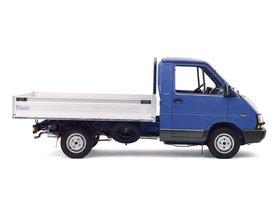 Fotos de Renault Trafic Pickup 1999