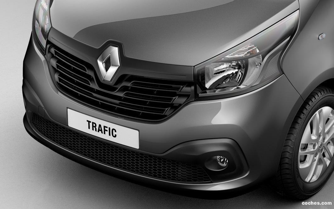 Foto 9 de Renault Trafic Furgón 2014