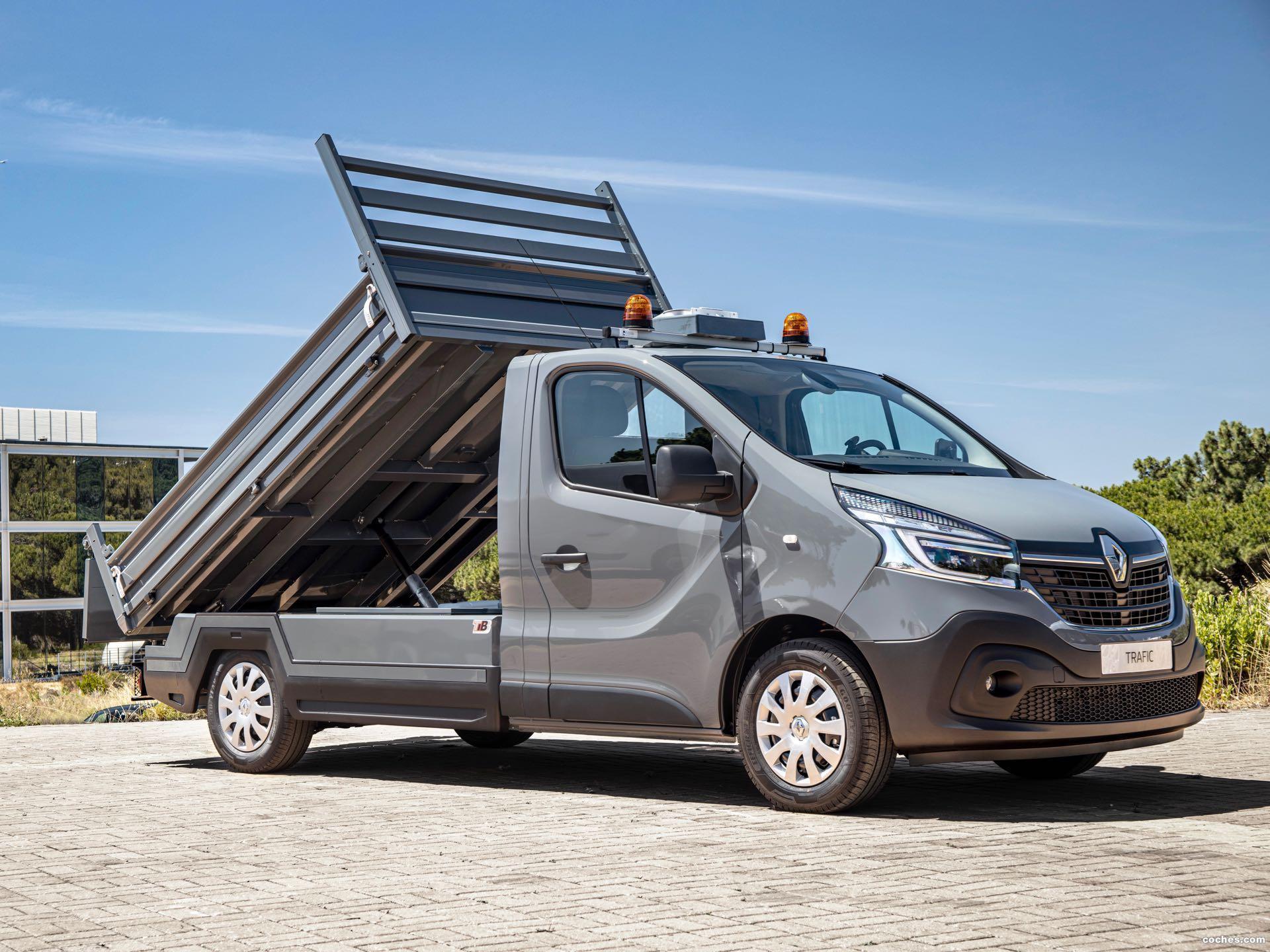 Foto 0 de Renault Trafic Chasis Cabina 2019