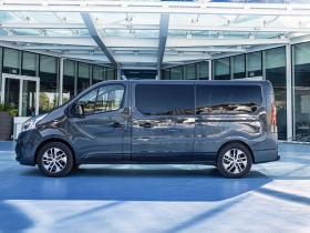 Ver foto 7 de Renault Trafic Spaceclass 2019
