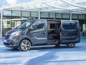 Ver foto 4 de Renault Trafic Spaceclass 2019