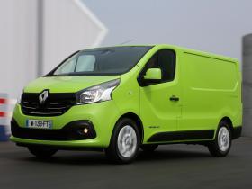 Ver foto 3 de Renault Trafic Furgón 2014
