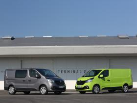 Ver foto 9 de Renault Trafic Combi 2014