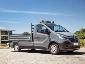 Ver foto 2 de Renault Trafic Chasis Cabina 2019
