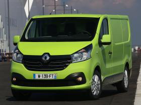 Ver foto 6 de Renault Trafic Furgón 2014