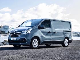 Ver foto 7 de Renault Trafic Furgón 2019