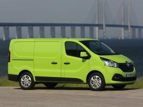 Ver foto 8 de Renault Trafic Furgón 2014