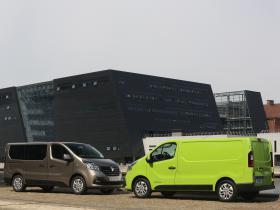 Ver foto 6 de Renault Trafic Combi 2014