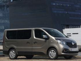 Ver foto 10 de Renault Trafic Combi 2014