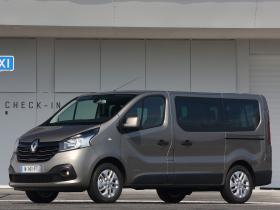 Ver foto 11 de Renault Trafic Combi 2014