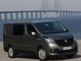 Ver foto 12 de Renault Trafic Combi 2014