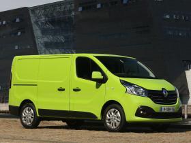 Ver foto 4 de Renault Trafic Furgón 2014