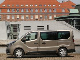 Ver foto 8 de Renault Trafic Combi 2014