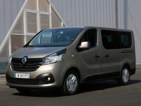 Renault Trafic Combi Mixto 5-6 1.6dci N1 90