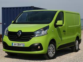 Ver foto 7 de Renault Trafic Furgón 2014
