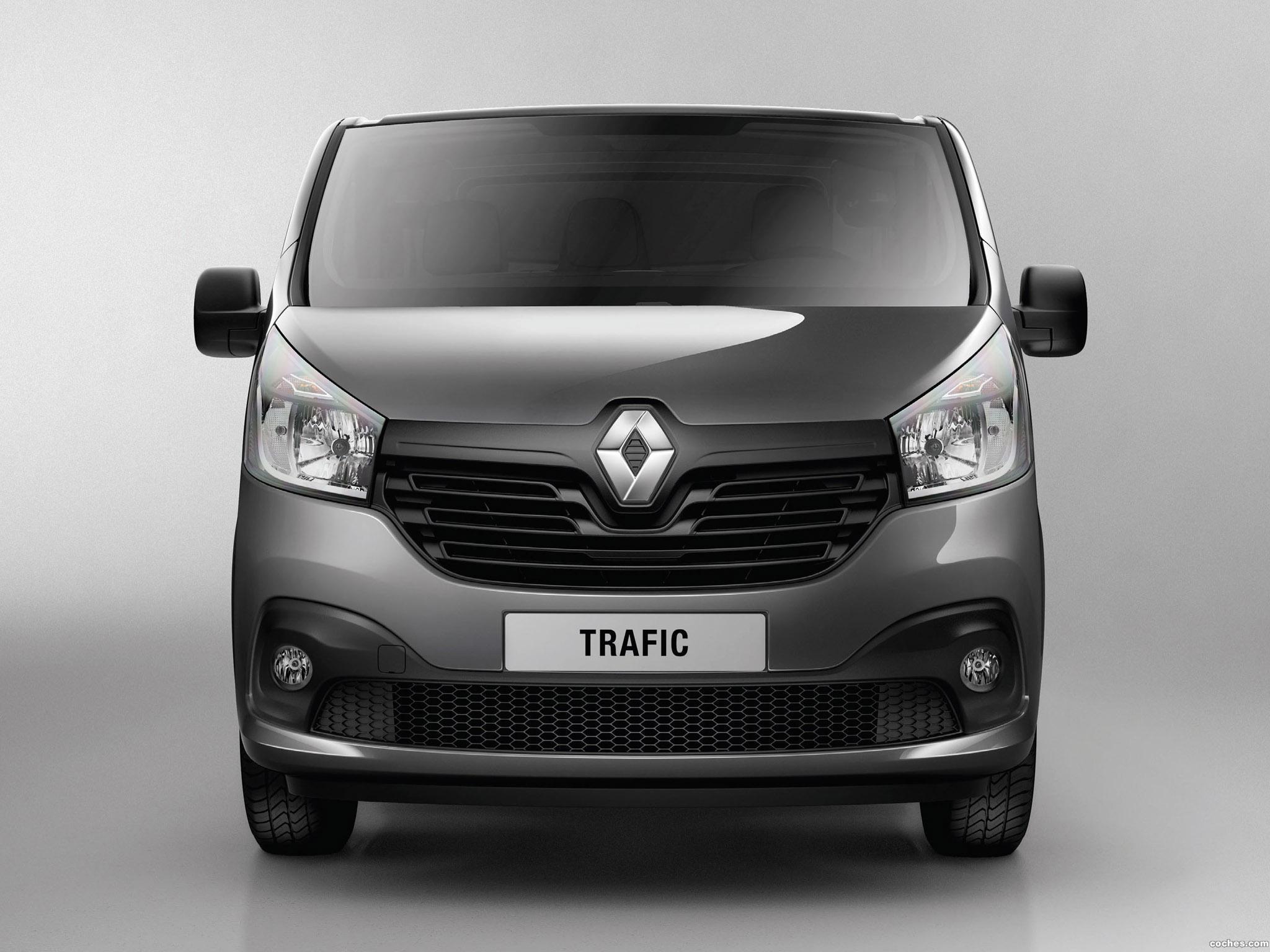Foto 1 de Renault Trafic Furgón 2014