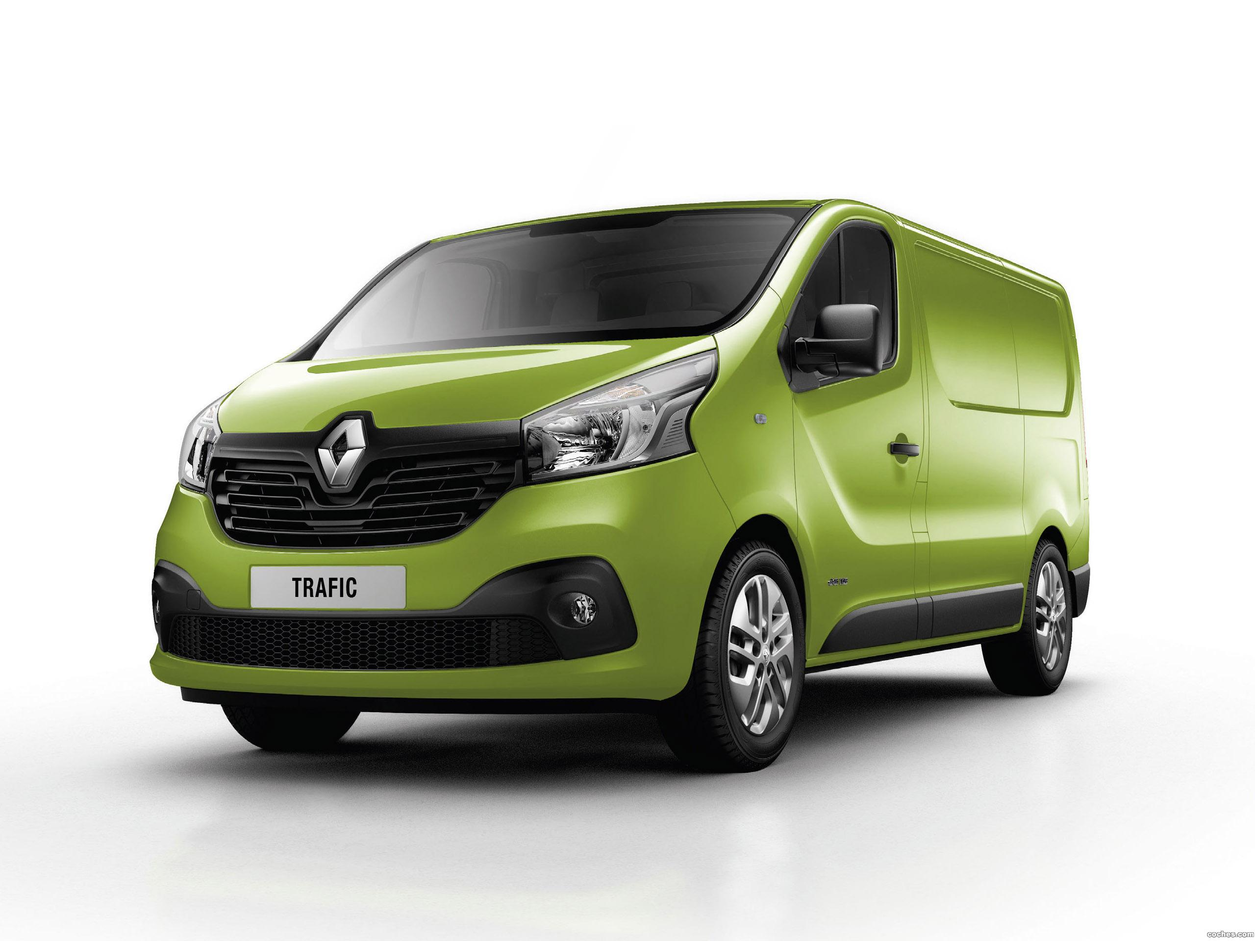Foto 0 de Renault Trafic Furgón 2014