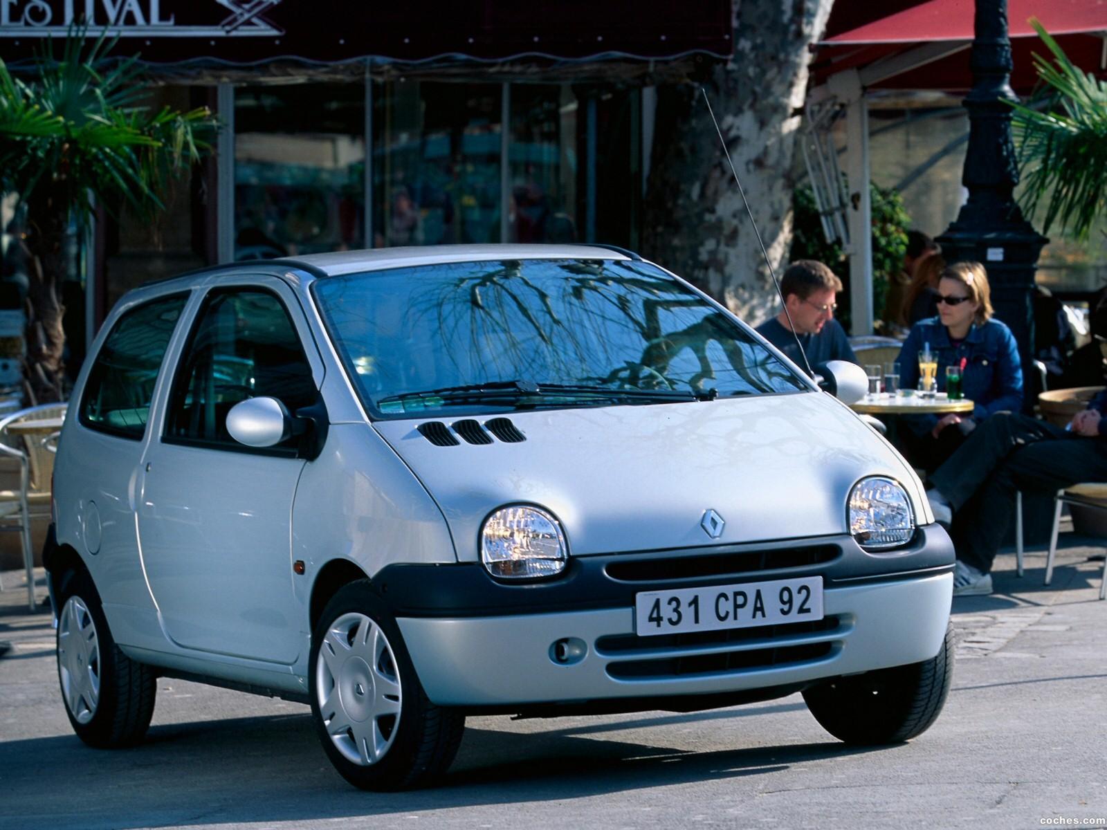Foto 0 de Renault Twingo 1993
