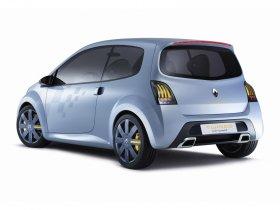 Ver foto 3 de Renault Twingo Concept 2007