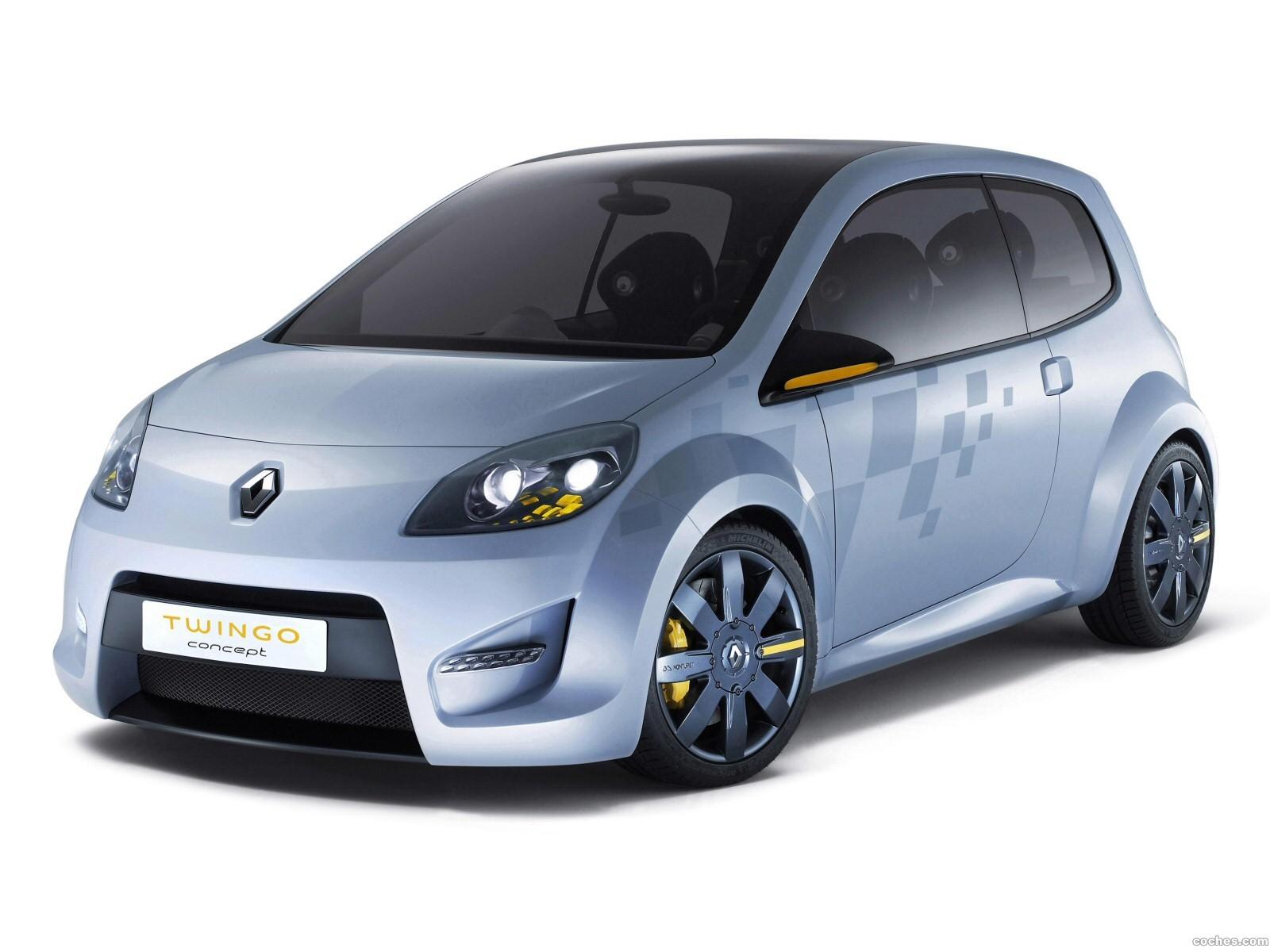 Foto 0 de Renault Twingo Concept 2007