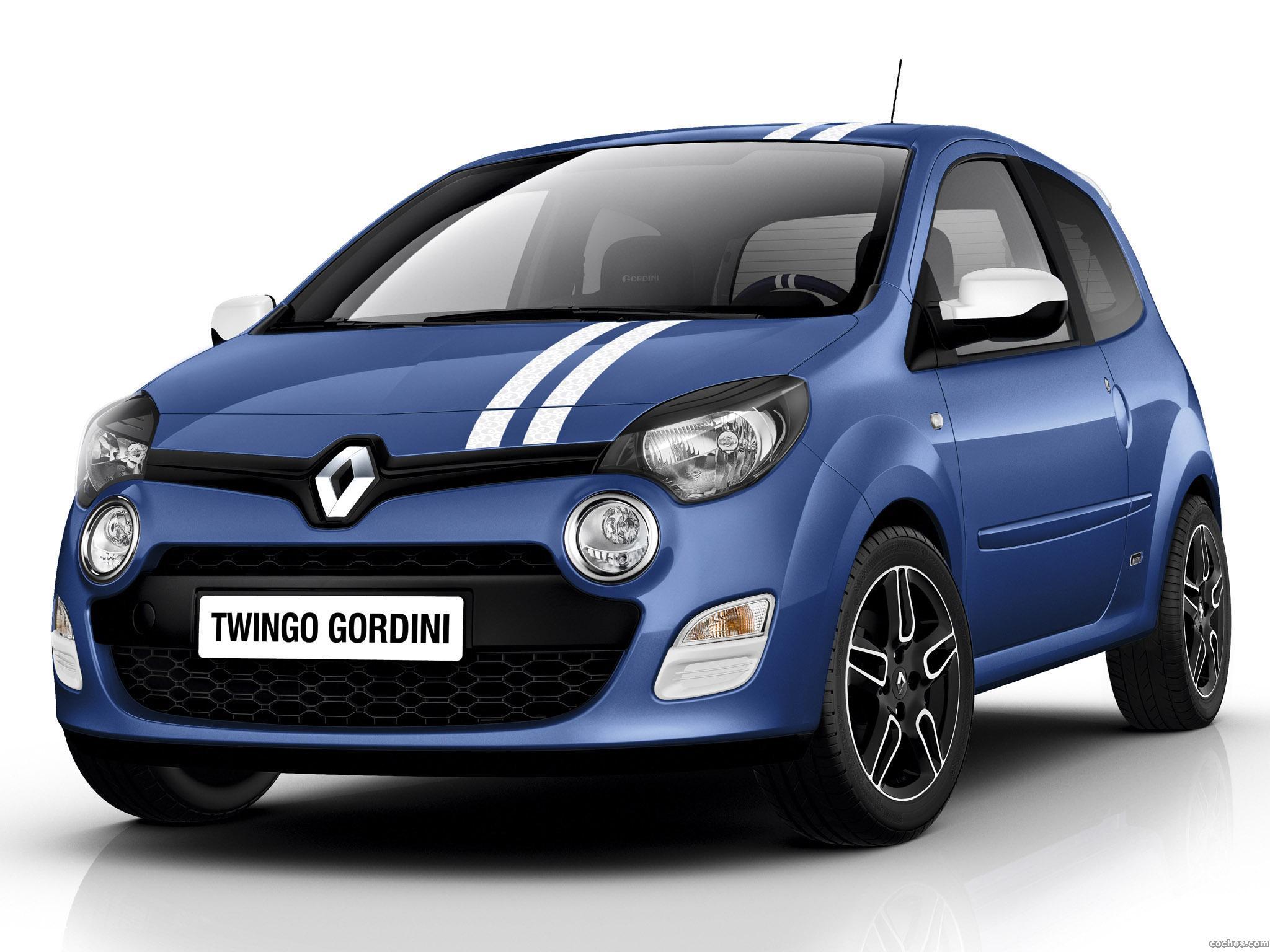 Foto 0 de Renault Twingo Gordini RS 2012