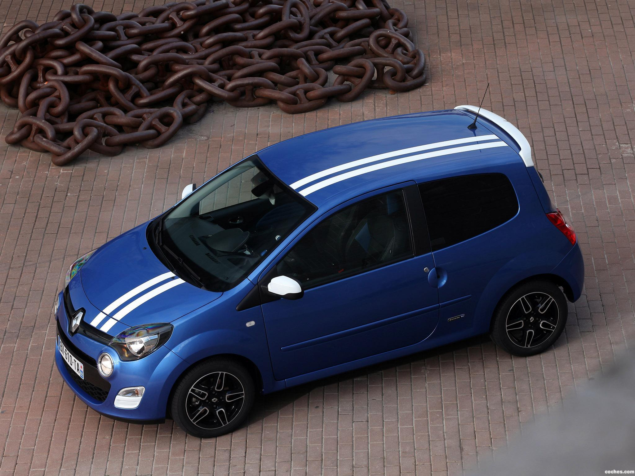fotos de renault twingo gordini rs 2012 foto 8. Black Bedroom Furniture Sets. Home Design Ideas