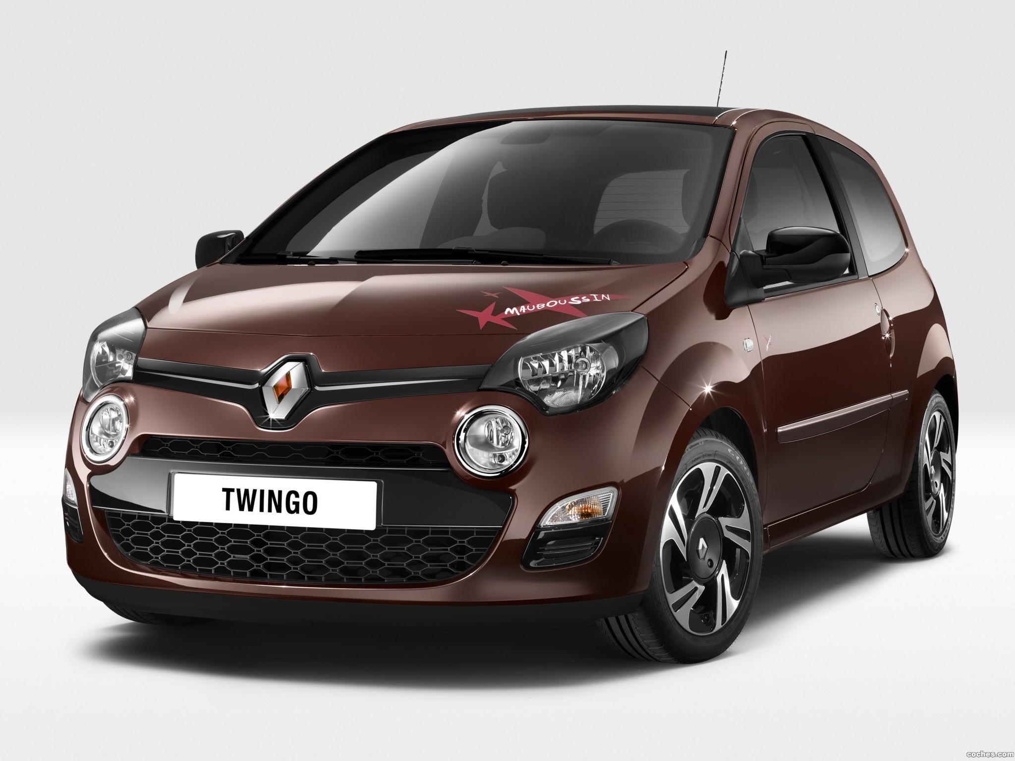 Foto 0 de Renault Twingo Mauboussin 2011