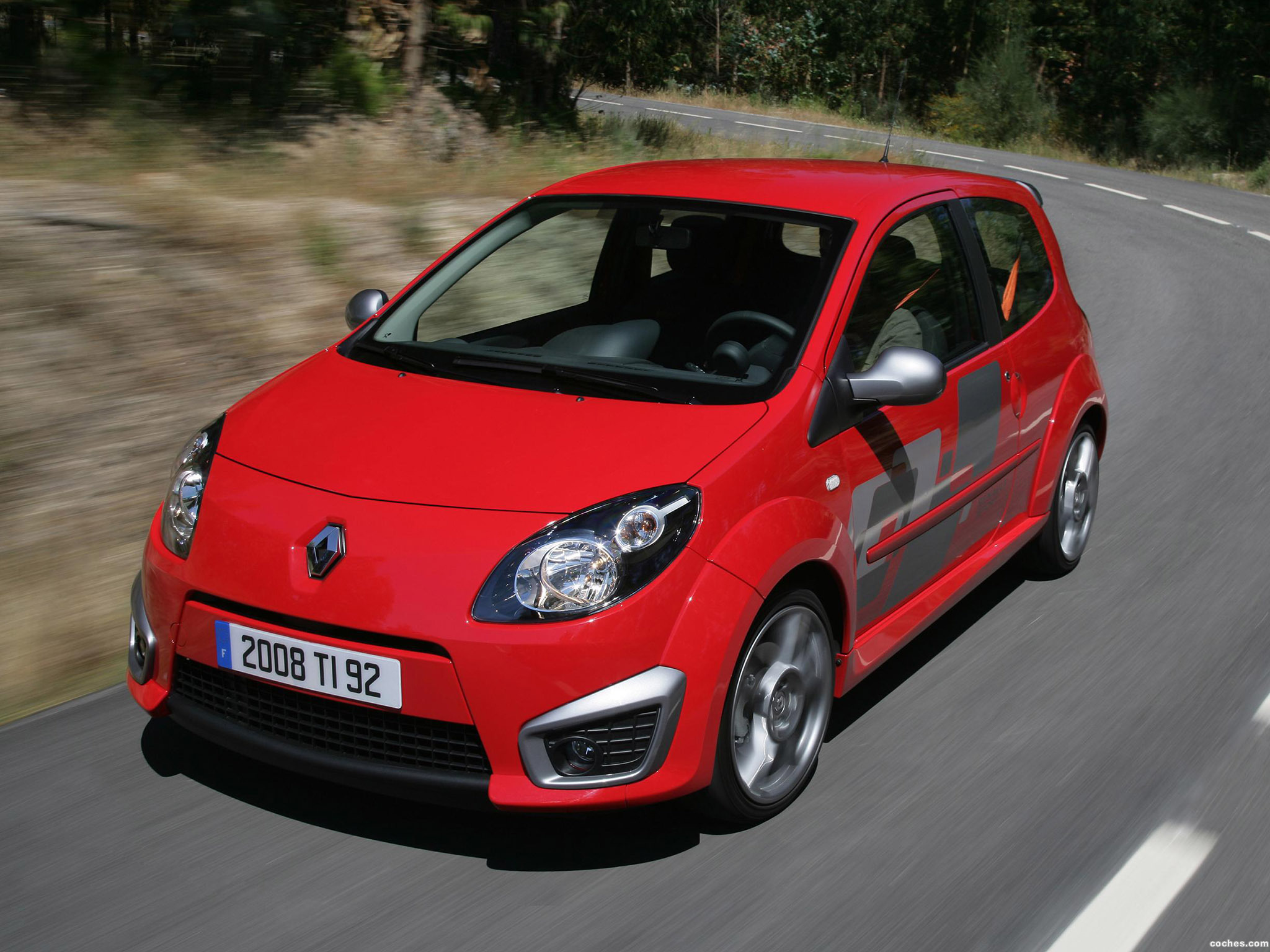 Foto 0 de Renault Twingo RS 2008