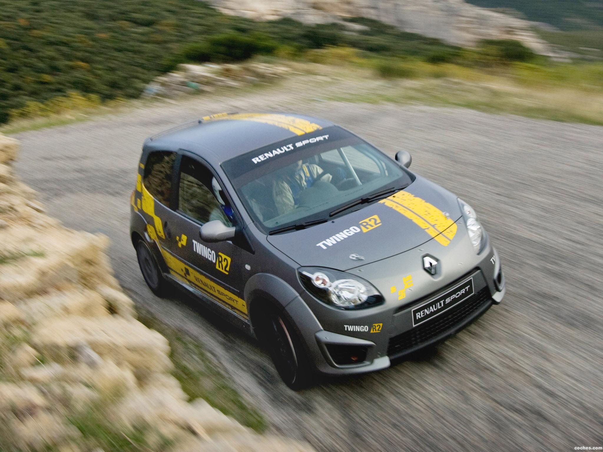 Foto 0 de Renault Twingo RS Rally Car 2009