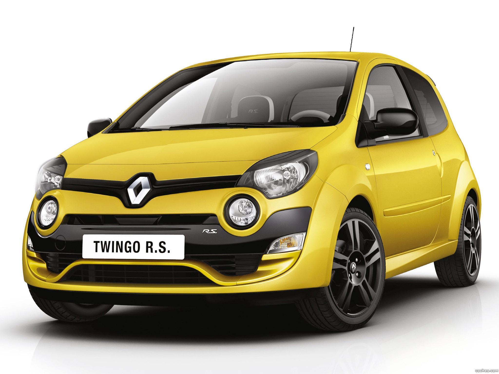 Foto 0 de Renault Twingo RS 2011
