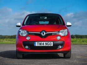 Ver foto 7 de Renault Twingo Soft Top UK 2014