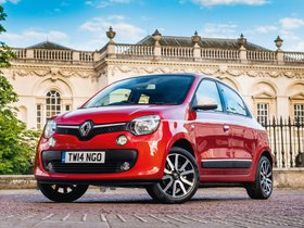 Fotos de Renault Twingo Soft Top UK 2014