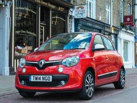 Ver foto 14 de Renault Twingo Soft Top UK 2014