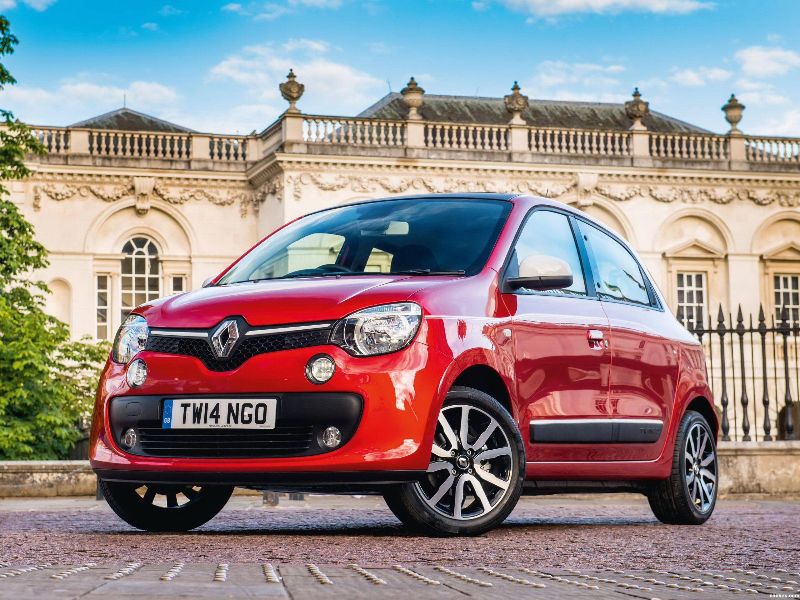 Foto 0 de Renault Twingo Soft Top UK 2014