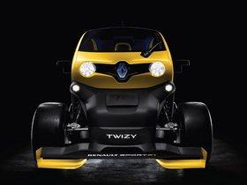 Ver foto 1 de Renault Twizy RS F1 Concept 2013