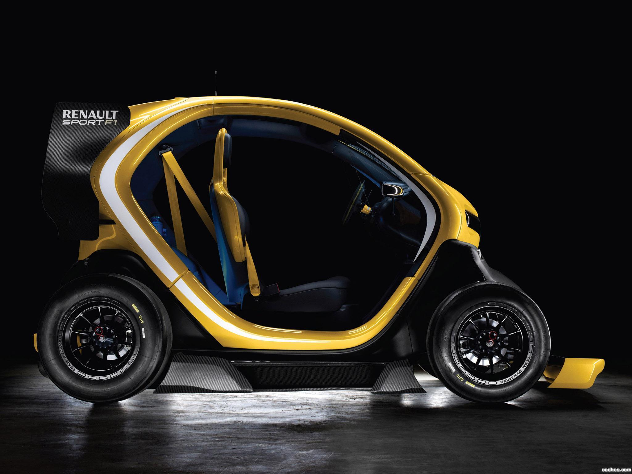 Foto 3 de Renault Twizy RS F1 Concept 2013