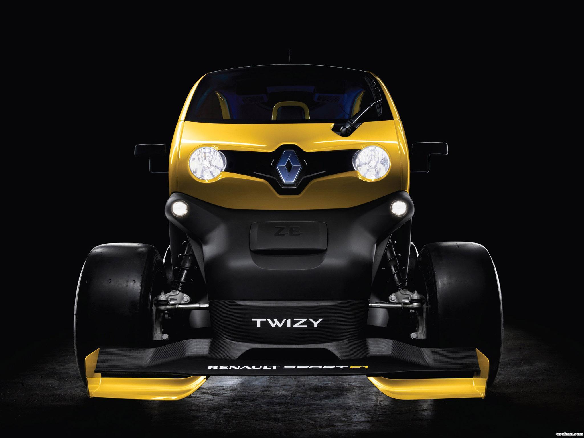 Foto 0 de Renault Twizy RS F1 Concept 2013