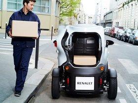 Ver foto 4 de Renault Twizy Z.E. Cargo 2013