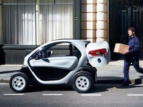Ver foto 3 de Renault Twizy Z.E. Cargo 2013