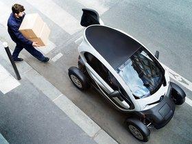 Ver foto 2 de Renault Twizy Z.E. Cargo 2013