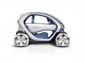 Ver foto 5 de Renault Twizy Z.E. Concept 2009